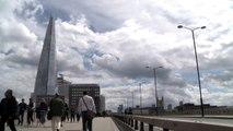 London Bridge: installation de nouvelles barrières de sécurité