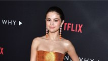 Selena Gomez Addresses '13 Reasons Why' Controversy
