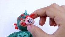 Kluna Tik Dinner #Eating Baby Toys Pj Masks Gekko #Horror Movies #2  ASMR Eating Sounds No Talk