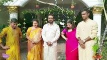Raadhika Sarathkumar pongal Celebration With Family    Sarathkumar, Rahul, Rayane & Mithun