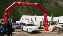 Salon Val d'Isère 2017 - Nous avons essayé une Volkswagen e-Golf
