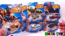 Fuerza caliente estrella Guerras ruedas para vii: los Awakens / coches calientes VILS niños juguetes