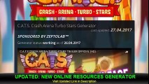 Crash Arena Turbo Stars Hack Cheat Tool - Coins and Gems C.A.T.S. 1