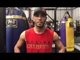 Boxing Star Billy Dib Fights On Mikey Garcia - Broner Card In NY July 29 - esnews boxing