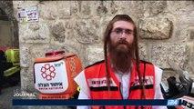 Attentat à Jérusalem: Deux policiers israéliens tués par balles