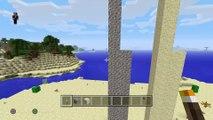 MINECRAFT Como Tirar Cascalho e Areia Rápido e Fácil