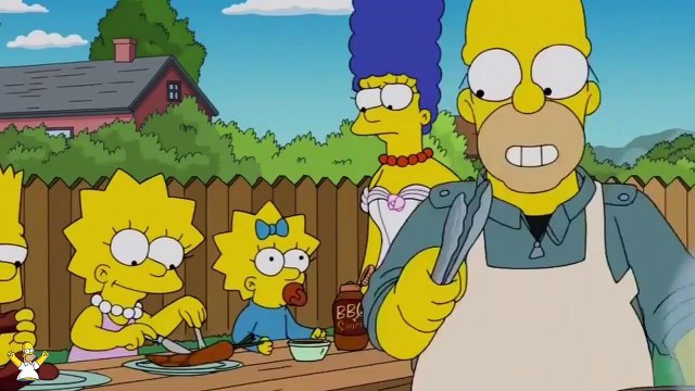 The Simpsons - Homer Simpson becomes a chef