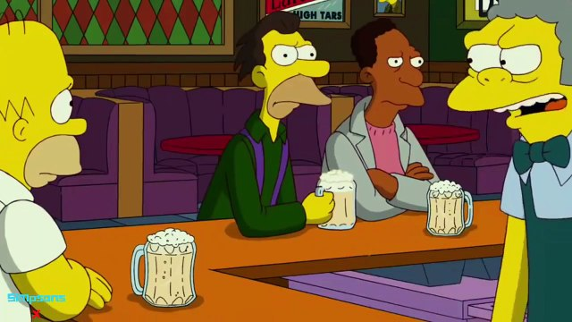 The Simpsons - Robots