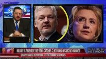 Et captures fini fixe est est est rouge le le le le la Ceci vidéo Hillary clinton msnbc a remis la version