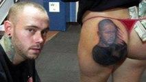 Édition amour classé tatouages sommet pire 5