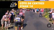 Côte de Centrès - Étape 14 / Stage 14 - Tour de France 2017