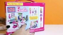 Beauté beauté construire bâtiment kiosque Méga jouer jouets Megabloks beauté kiosque barbie barbie n b