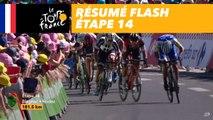 La course en 30 secondes - Étape 14 - Tour de France 2017