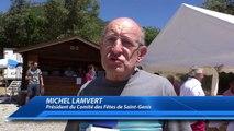 Hautes-Alpes : 1ère fête réussie pour les 3 communes réunis de Garde-Colombe