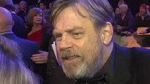Mark Hamill On The Latest 'Star Wars'
