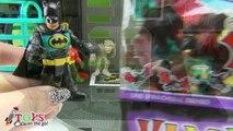 Con Y Batcueva Batman Moto Juguetes Robin La Carcel De SUMVpz