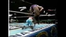 Dandy/Shocker/Silver King vs Kahoz/Shu el Guerrero/Scorpio Jr (CMLL December 16th, 1995)