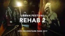 REHAB 2 - L'incroyable expo de street art à la Cité Internationale Universitaire de Paris