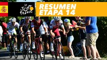 Resumen - Etapa 14 - Tour de France 2017