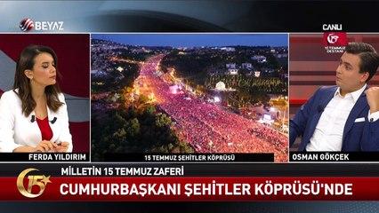 Osman Gökçek, darbe gecesi TRT'de yaşananları anlattı