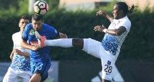 Trabzonspor Hazırlık Maçında MTK Budapeşte'ye 2-1 Yenildi