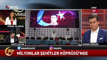 Osman Gökçek, terörist başının o fotoğrafını analiz etti