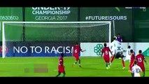 All Goals HD - Portugal U19 vs England U19 1-2 All Goals & Highlights 15/07/2017 HD