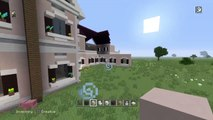 Minecraft Mansion Building
