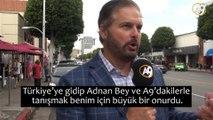 David Spady'nin Sn. Adnan Oktar, A9 TV ve Türkiye ile ilgili izlenimleri