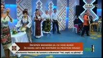 Aneta Stan - Unii ce zic nu zic bine (Seara buna, dragi romani! - ETNO TV - 26.08.2016)