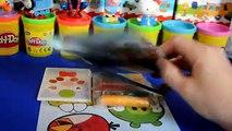 Activités en colère oiseau des oiseaux les créations pâte Comment Roi faire faire porc jouer pâte à modeler rouge à Il b