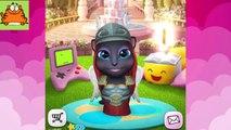 Enfants pour Jeu clin doeil dessins animés pro série Angela chat nouveau chat 6