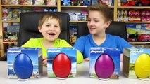 Et playmobil tombola oeufs ♡ histoires de jouets Playmobil
