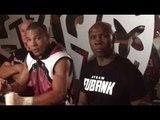 Chirs Eubank Jr After Beating Arthur Abraham - esnews boxing