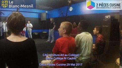 CAC  deux pieces cuisine 5eme M Cachin 29 Mai 2017