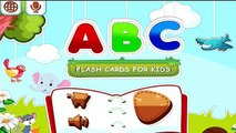 Flashcards for children - My ABC - video dailymotion