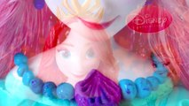 Personnalisé poupée gelé Comment faire faire beauté maquillage plus de Princesse tutoriel Disney elsa |