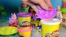 Cumpleaños pastel el Delaware por masa Feliz fangoso cerdo jugar charcos juguetes Peppa doh b-día pastel cumpleaños