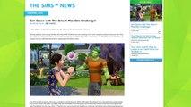 Des haricots défi pour la magie Magie mini- plaider Sims 4 séries plantsim  