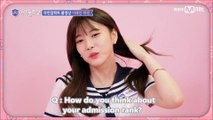 ENG SUB] Idol School EP 1 - Seo Herin 'Admission Interview' - video
