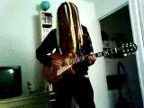 Guitare electrique solo