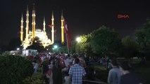 Adana Onbinlerce Adanalı, 15 Temmuz Şehitleri ve Demokrasi Için Nöbet Tuttu