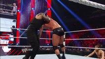 Raw - Randy Orton vs. Roman Reigns - WWE App Vote Match- Raw, June 10, 2013