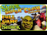 Shrek Smash n' Crash Racing Part 1 - FULL GAME - Shrek (PS2, PSP, Gamecube)