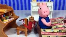 Mange épisode porc pâte à modeler caca Ver Peppa stop-motion compilation