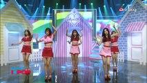 [Simply K-Pop] Apink(에이핑크) _ FIVE _ Ep.272 _ 070717