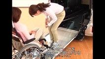 【ノア】車いす仕様車(スロープタイプ)タイプⅠ