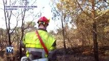 Bouches-du-Rhône: un feu de forêt ravage 750 hectares