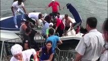 Tekne Alabora Oldu: 1 Ölü