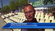 Alpes-de-Haute-Provence : la 49ème édition du Jeu Provençal se poursuit à Digne-les-Bains